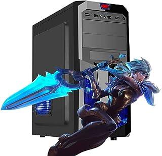 PC Gamer Instinct Intel Core i5 4ª, 8GB RAM DDR3, HD 1TB, GT 710 2GB - Barato Oferta