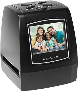 """Anself 2,4""""LCD Yerleşik Düzenleme Yazılımıyla Protable Negatif Film Tarayıcı 35 mm 135 mm Slayt Film Dönüştürücü Fotoğraf ..."""