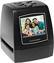 "Protable Negative Film Scanner 35mm 135mm Slide Film Converter Photo Digital Image Viewer with 2.4"" LCD Build-in Editing S..."