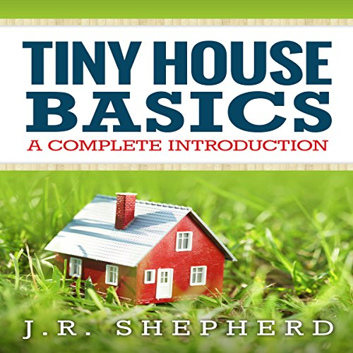 Tiny House Basics audiobook cover art