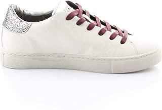 Crime London Luxury Fashion Womens 25732AA2BWHT White Sneakers | Fall Winter 19