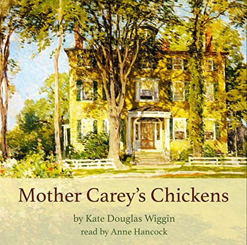 Mother Carey's Chickens audiobook cover art