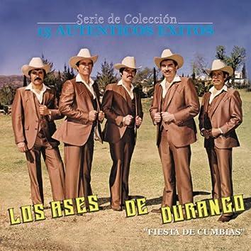 """Serie De Coleccion 15 Autenticos Exitos """"Fiesta De Cumbias"""""""