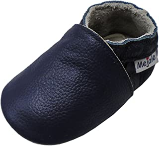 Baby Boy Girl Shoes Soft Soled Leather Moccasins Anti-Skid Infant Toddler Prewalker