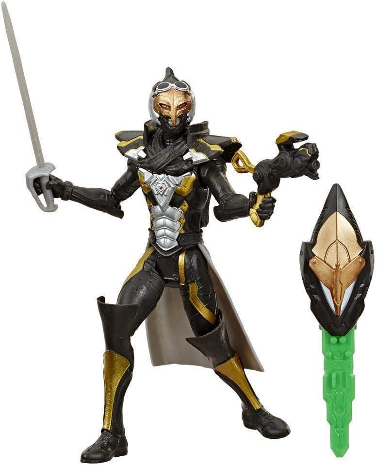 Power Rangers Beast Morphers Figuras 15Cm Gold Blaze (Hasbro E7829ES0)