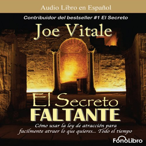 El Secreto Faltante [The Missing Secret] audiobook cover art