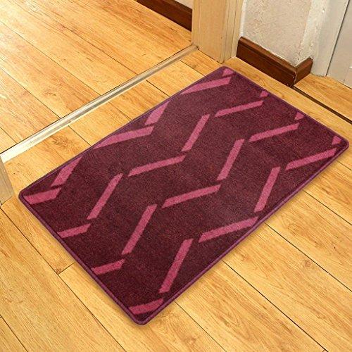 XIN tapijt Scandinavische kleine verse gestreepte nylon deur mat keuken badkamer deur ingang mat deurmat