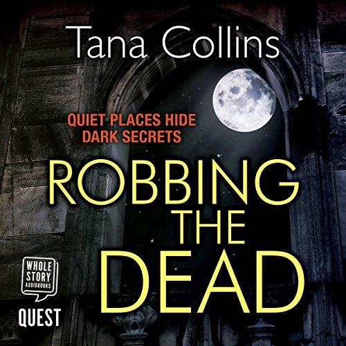 Robbing the Dead audiobook cover art