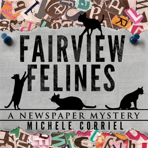 Fairview Felines audiobook cover art