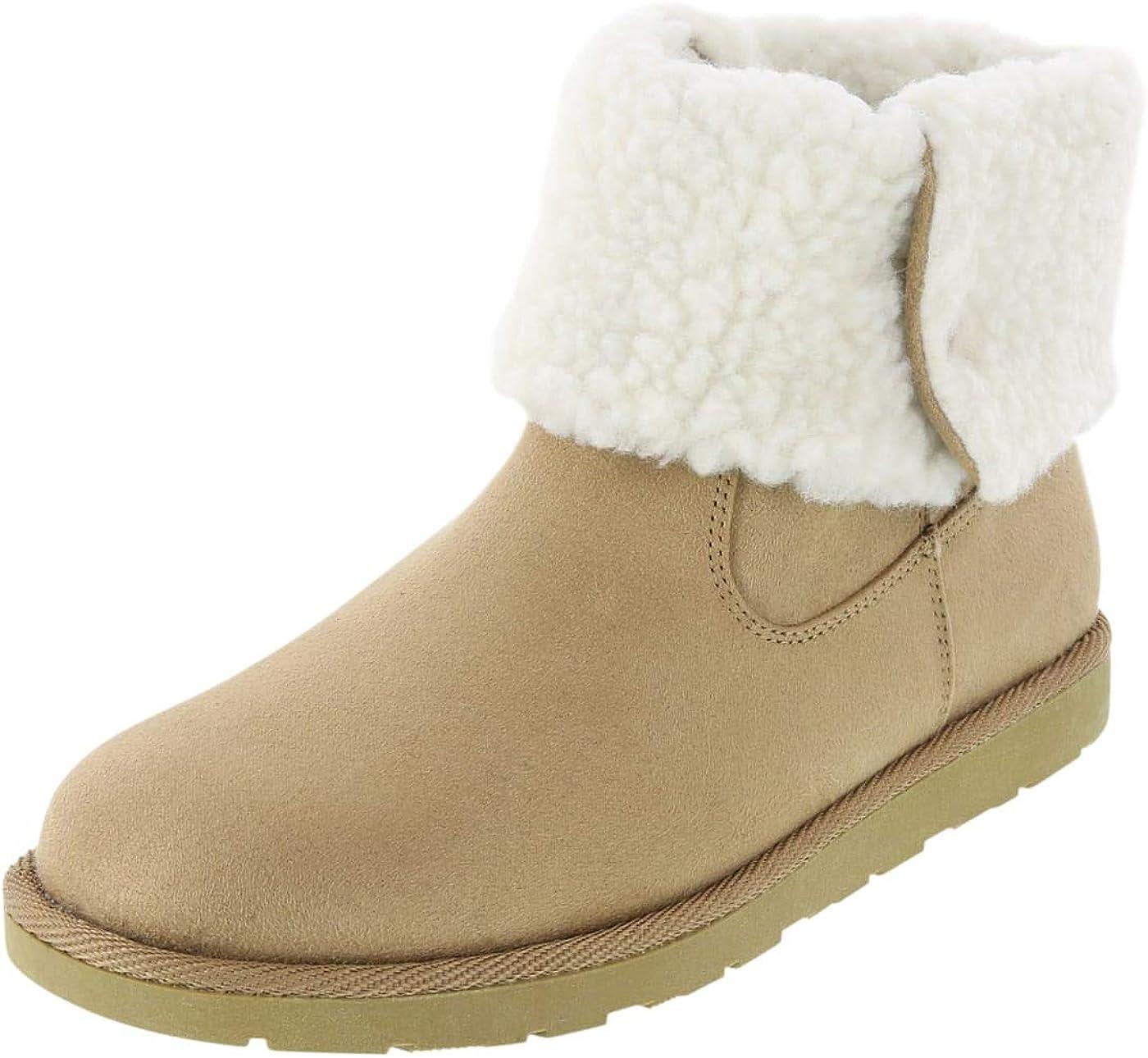 Airwalk Girl/'s Hartlee Zip Cozy Boots