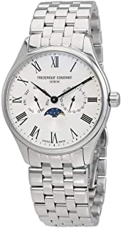 Frederique Constant Classics White Dial Stainless Steel Men's Watch FC260WR5B6B