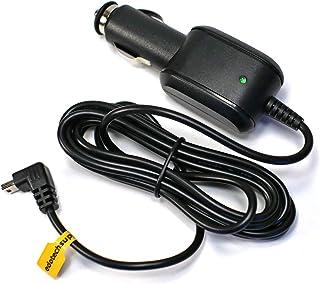 EDO Tech Mini USB Car Charger Power Cord for Garmin Nuvi 200 200w 205w 250 255w 260w 256w 1300 1350 1370 1390 1450 Dezl 56...