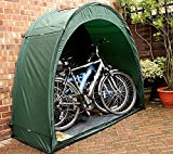 NANDAN Bike Tent Bike Storage Shed,190T Multifunctional Bicycle Tents Outdoor Waterproof Sun Shade