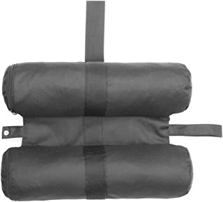GZQ 4Pcs Gazebo Sandbags Gazebo Sand Weights for Anchoring Gazebos, Tents, Sun Shades, Trampolines & Kids Garden Toys Many More