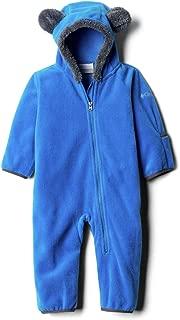 Baby Tiny Bear Ii Bunting, Warm Soft Fleece