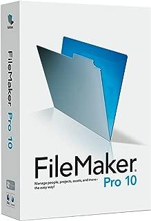 FileMaker Pro 10 [Old Version]