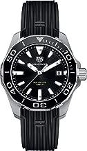 Tag Heuer Aquaracer Black Dial Men's Watch WAY111A.FT6151