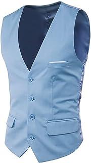 Plus Size Fashion Slim Fit Wedding Mens Vest Suit Vest Clothing New Formal Patchwork Mens Dress Anz Ge Waistcoat