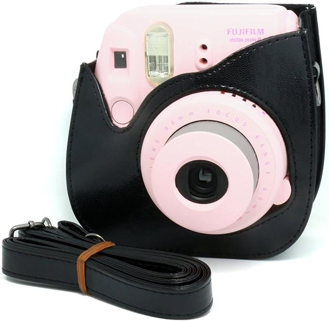Shentesel Owl Camera Case Shoulder Bag Holder for Polaroid ...