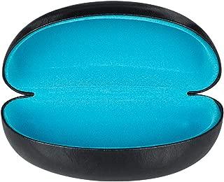 OptiPlix Extra grande gafas de sol duro caso unisex Durable Protective Soporte Para Gran tama/ño gafas gafas de prescripci/ón Gafas