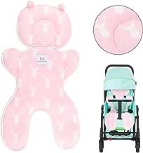 Pink Placa de pie para Carro de beb/é y Asiento Plataforma Carrito Paseo con Asiento,Remolque de Cochecito Artifact para el Segundo ni/ño Pedal Auxiliar