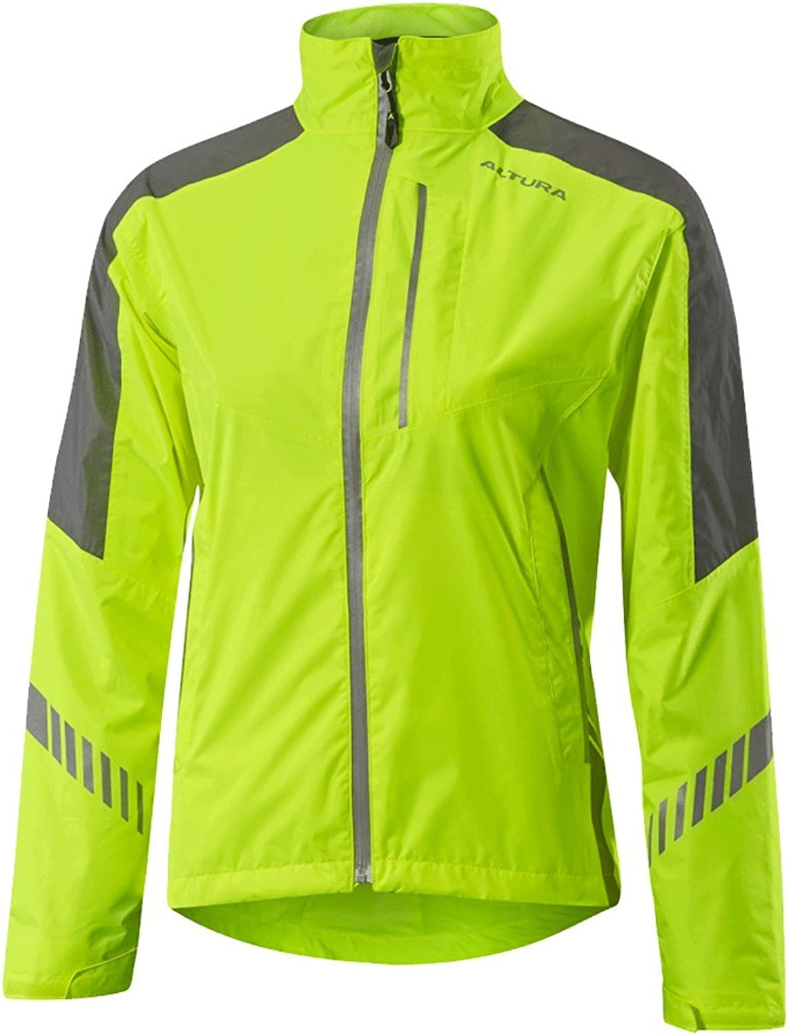 Altura HiViz Yellow 2017 Nightvision 3 Womens Cycling Waterproof Jacket