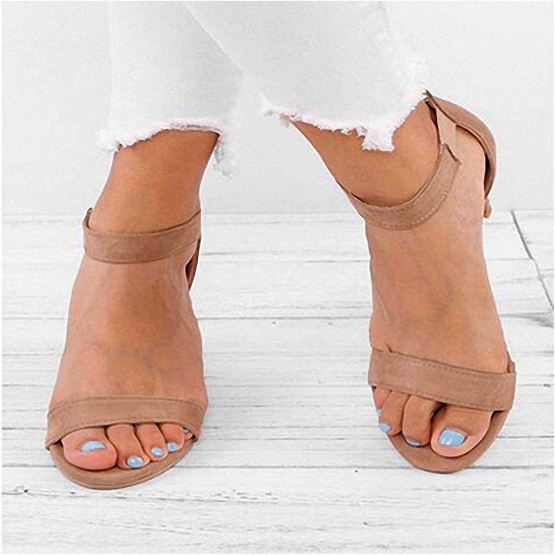 Womens High-Heeled Pumps shoes Spring Women Pumps Thin High Heel Open Toe Zipper Suede Wedding Leopard Platform Office Ladies Sandal shoes Sapato Feminino