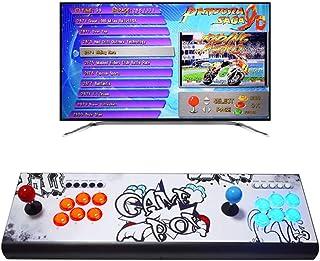 DZSF 3 000 In1 PCB Board 2-spelare kontroll Pandora Box 9D arkadkonsol stöder trådlös spelplatta 3P 4P retro videospelsmaskin