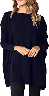 Malaven Women Sweaters Patterned Knit Stretchable Sweater Full Sleeve