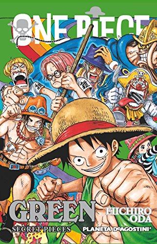 One Piece Guía nº 04 Green: Secret Pieces