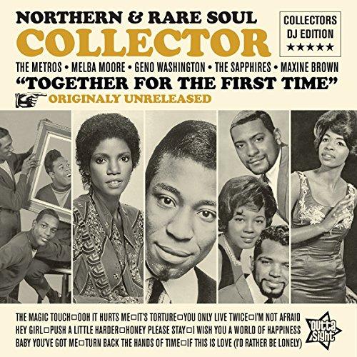 Northern & Rare Soul Collector (DJ Edition) [Vinyl LP]