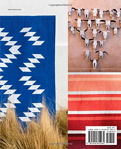 Southwest Modern: From Marfa to New Mexico: 18 Travel-Inspired Quilts [Idioma Inglés]