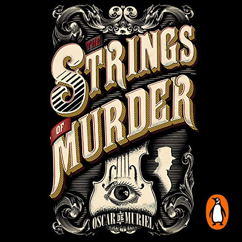Couverture de The Strings of Murder