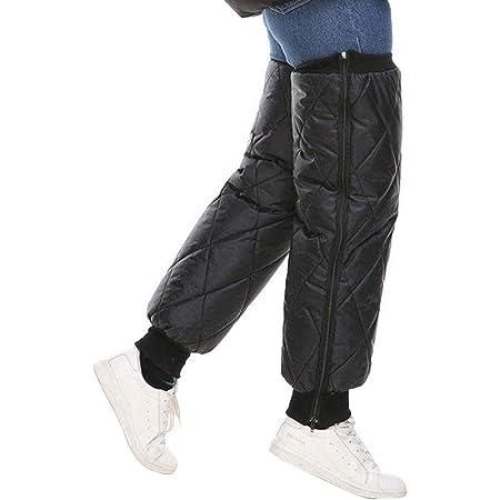 バイクウェア バイク スクーター 防風 防寒 レッグウォーマー 膝すねプロテクター 膝当て 保温 膝関節症 膝痛防止 冷え対策 裏起毛 暖かい 厚手 冬用 怪我防止 メンズ レディース アウトドア
