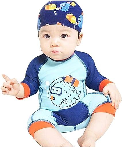 GCX- Boys Swimwear Kid's Swimwear Kid 1-3 Years Old Baby One-piece Swimsuit  Kid Baby Swim Trunks Toddler 0 Suit fashion (Size : 65-75cm/6-7kg):  Amazon.co.uk: Kitchen & Home
