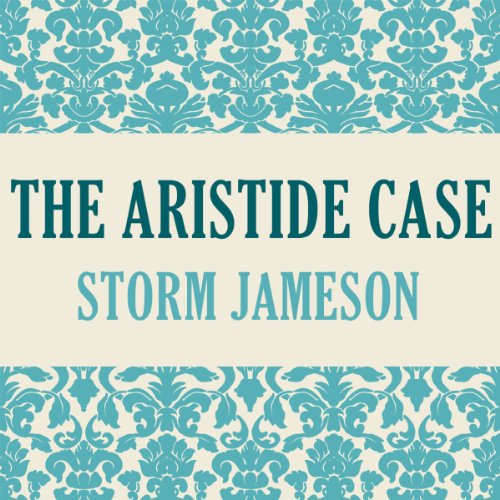The Aristide Case audiobook cover art