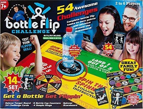 Reto de Botella Flip Set Juego