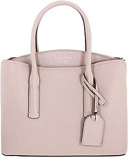 Kate Spade Sylvia Perforated Ladies Medium Frozen Lilac Leather Shoulder Bag PXRUA278-522