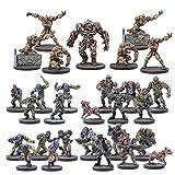 Unbekannt Mantic Games MGDZP101 Plague Faction Starter Miniatur