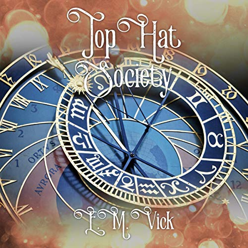 Top Hat Society audiobook cover art