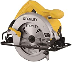 Stanley Stsc1618-Tr Daire Testere , Sarı/Siyah 1600W, 185Mm