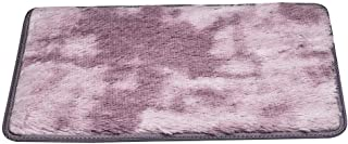 Dolloress Soft Faux Floor Area Rug Fur Rugs Cozy Carpets Blanket with Anti Slip Bottom for Home Living Room Bedroom Decor