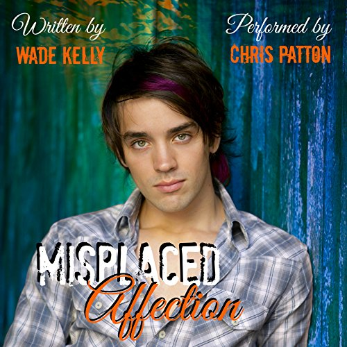 Misplaced Affection audiobook cover art