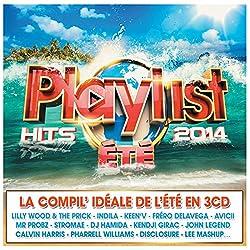 Playlist Hits Eté 2014