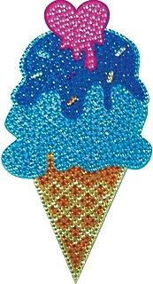 iscream Sparkly Rhinestone Melting Heart Ice Cream Cone 6