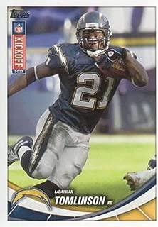 2013 Topps Kickoff #45 LaDainian Tomlinson NFL Football Card NM-MT