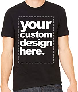 big and tall custom t shirts
