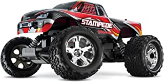 Traxxas - 36054-1- Voiture Radiocommandé - Stampede - Xl-5 - Ready To Race - Monster Truck