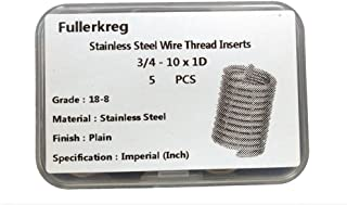 Threading Inserts Unified Pack of 5 inserts. I.C.: 3//8 Pitch: 20 TPI UN External 16 ER 20 UN MXC Length: 16mm