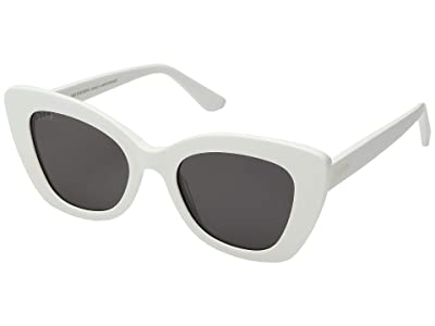 DIFF Eyewear Jagger (Black/Grey) Fashion Sunglasses